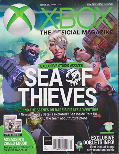 Xbox Magazine April 2018