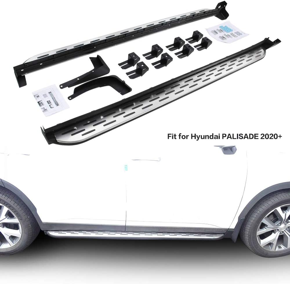 HEKA Side Step for Hyundai Palisade 2019 2020 2021 Running Board Nerf Bar