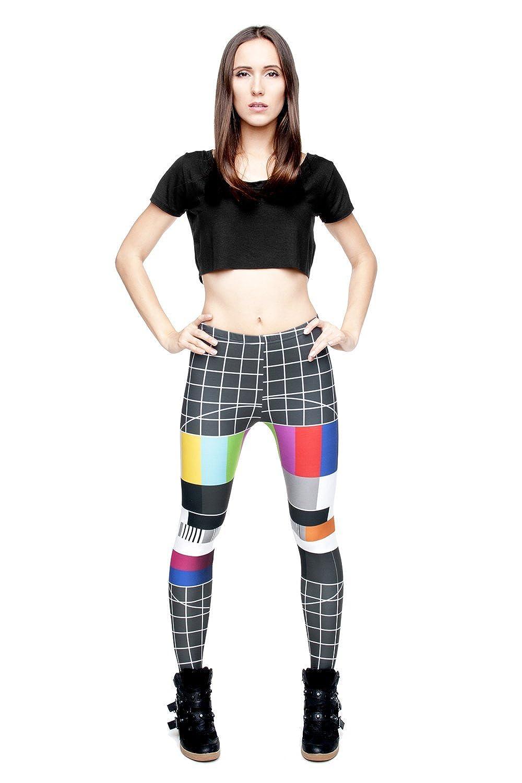 Funny Leggings Company© Gedruckte Yoga Hosen 3D Print / Motiv ...