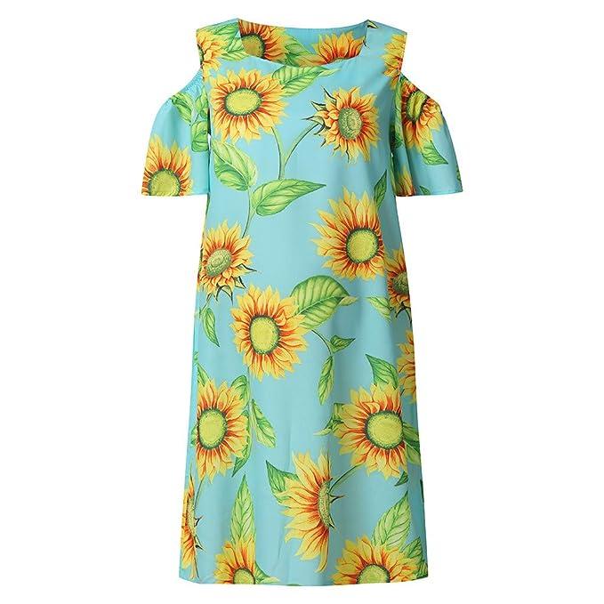 Maternity Dress Dresses For Women UK Casual Short Sleeve Maxi Dress Summer Dresses Lonshell Womens Maternity Pregnanty O-Neck Short Sleeve Summer Solid Dress