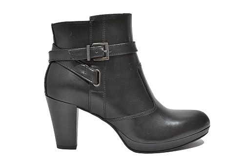 NERO GIARDINI Polacchini scarpe donna nero 9111 mod. A719111D