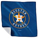 "MLB Houston Astros MLB-Has-240216"" x 16"" Microfiber Towel, Multi, One Size"