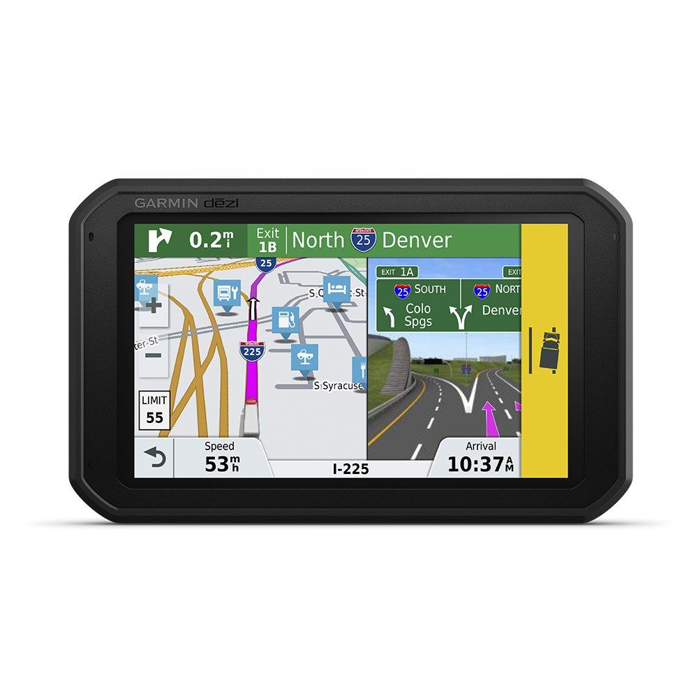 Garmin dēzl 780 LMT-S GPS Truck Navigator, 010-01855-00 by Garmin