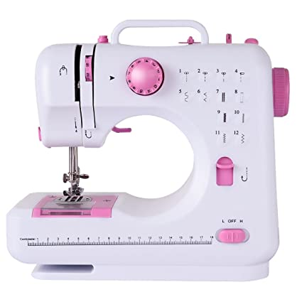 Amazon Com Sewing Machine Gentleshower Portable Sewing And