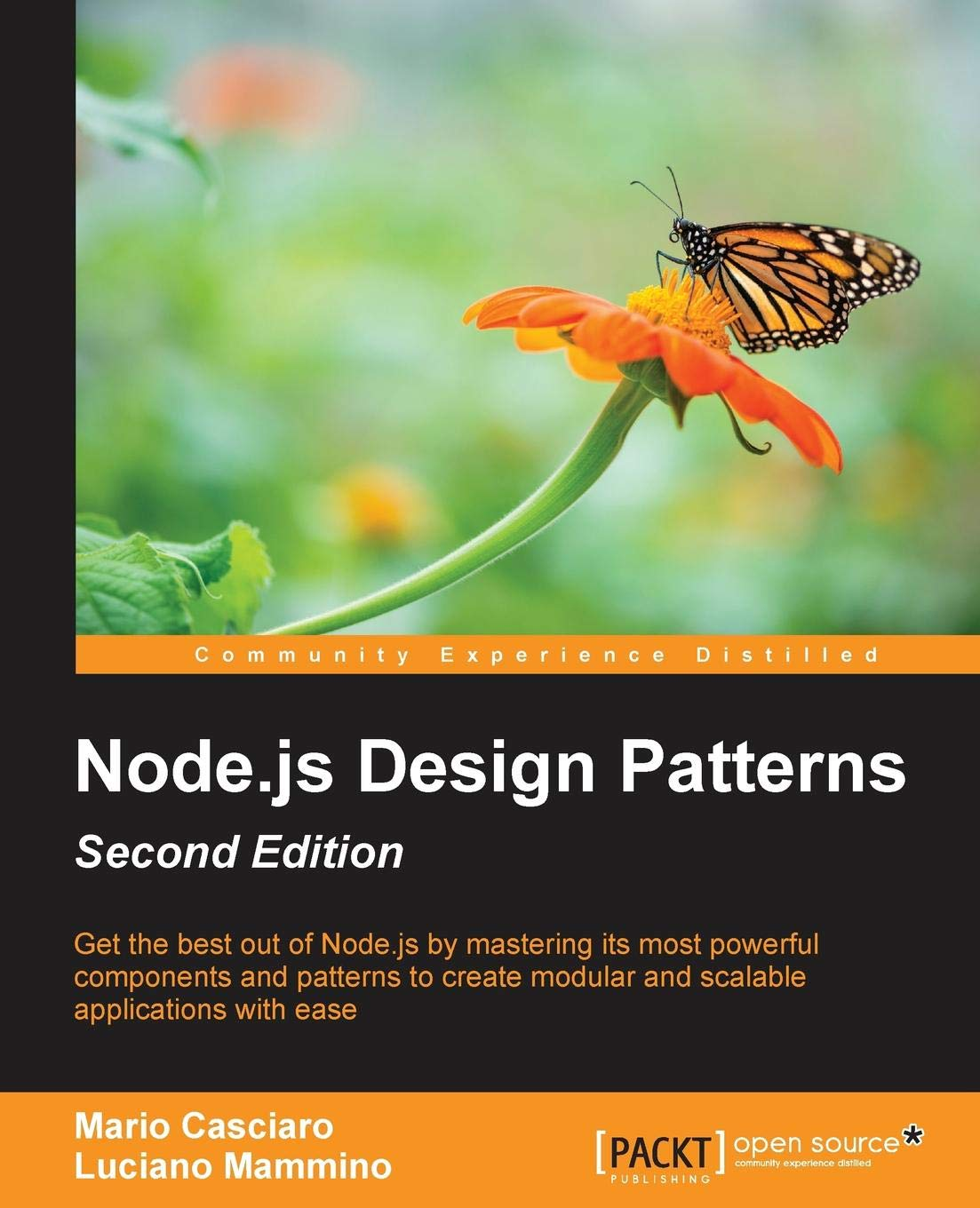 Node.js Design Patterns   Second Edition  Master Best Practices To Build Modular And Scalable Server Side Web Applications  English Edition