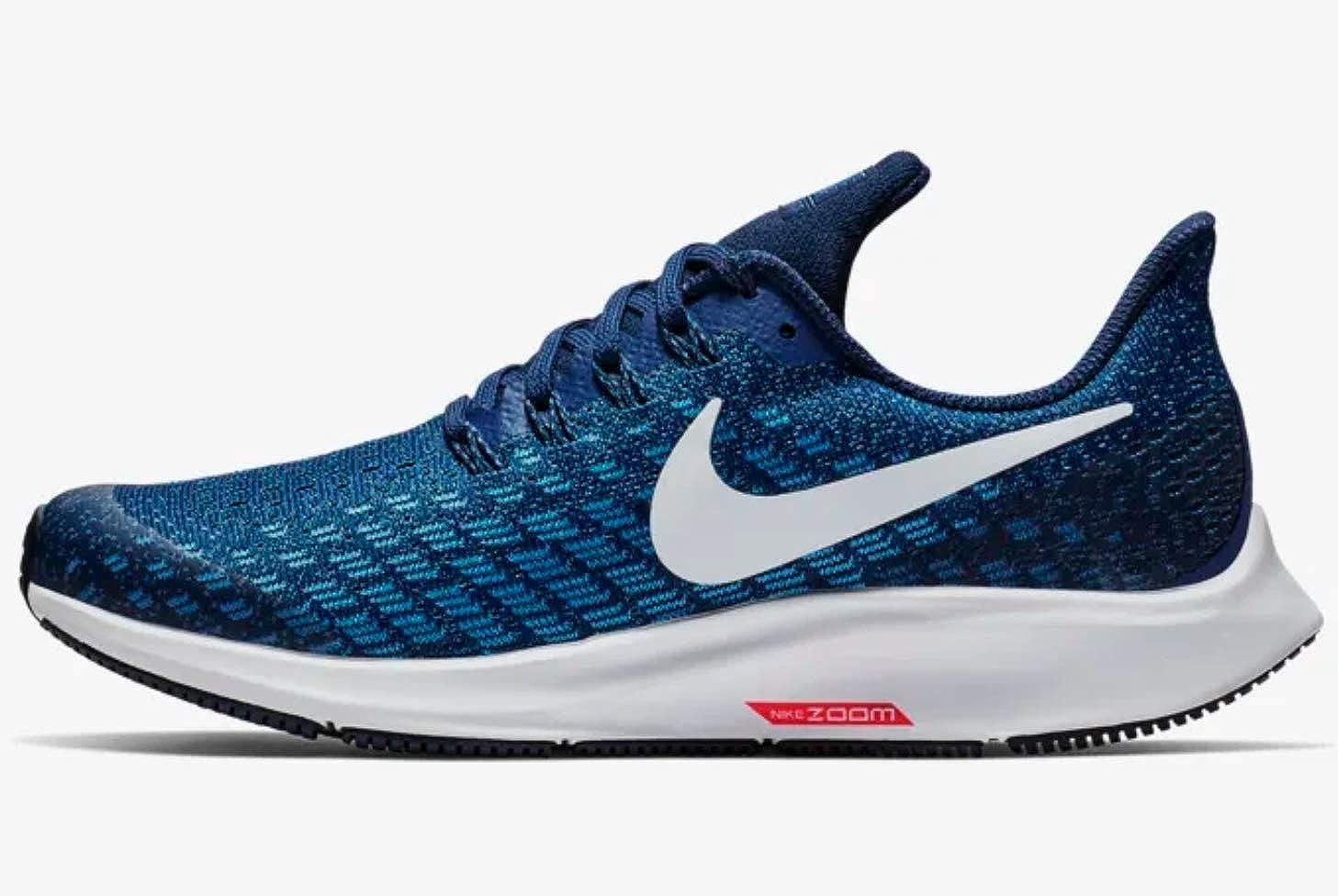 Nike Herren Air Zoom Pegasus 35 (Gs) Leichtathletikschuhe