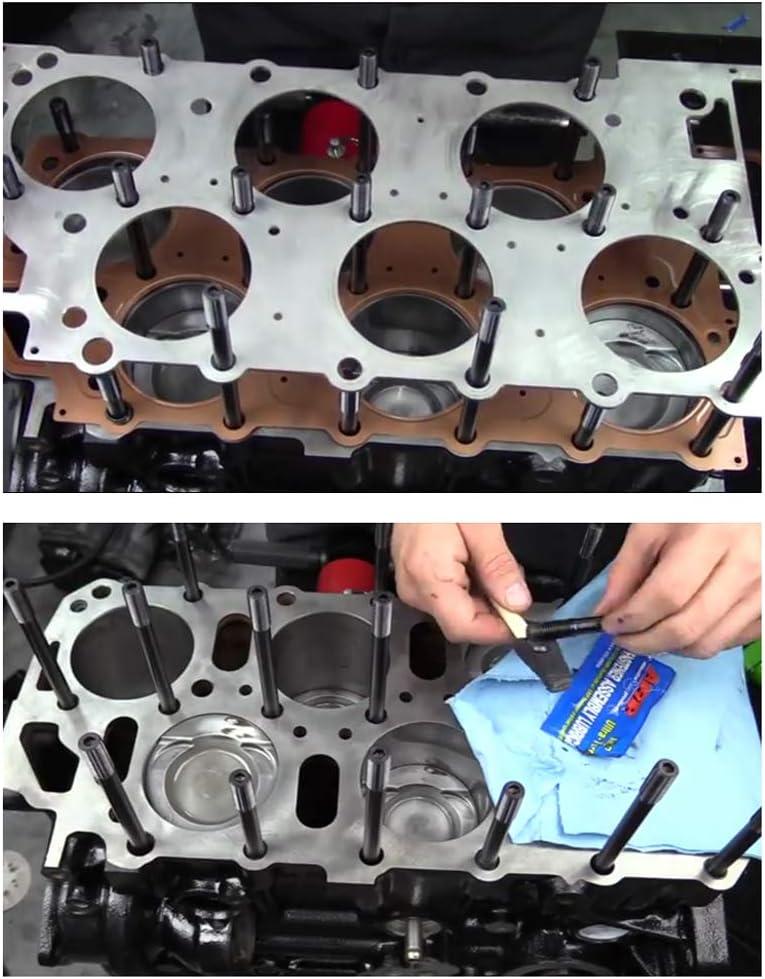 LOVE-HOME Autoteile Zylinderkopfschrauben passend f/ür Honda B18C1 Zylinderkopfschraubensatz