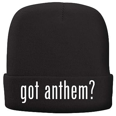 BH Cool Designs got Anthem  - Adult Comfortable Fleece Lined Beanie ... e02bf6e82853