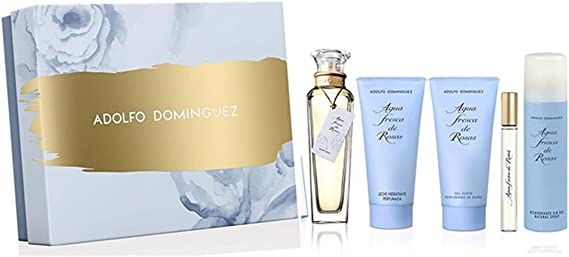Adolfo Dominguez, Set de fragancias para mujeres 120 ml
