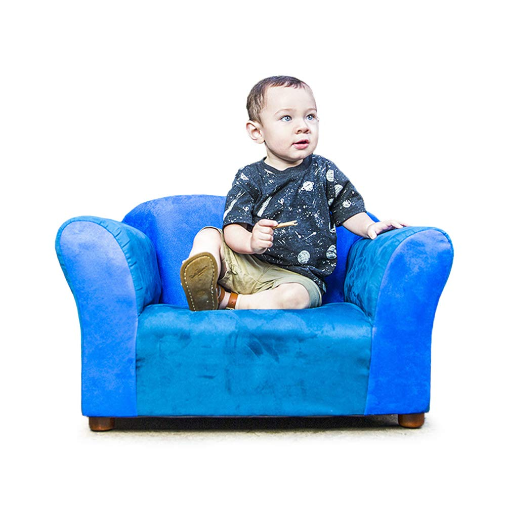 KEET Wave Kid's Chair, Navy/Blue