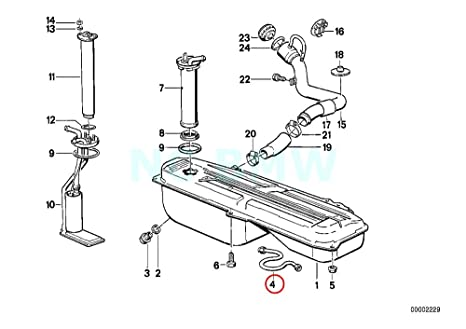 Amazon Com Bmw Genuine Connection Pipe Automotive