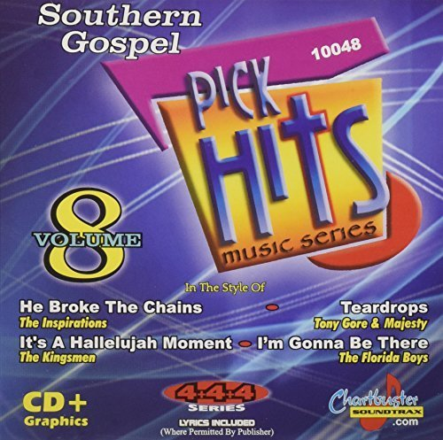Southern Gospel Pick - Karaoke: Southern Gospel Pick Hits 8 by Various Artists