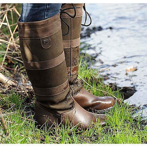 Dublin Riding Boots - Dublin River Boots II Chocolate Ladies 8