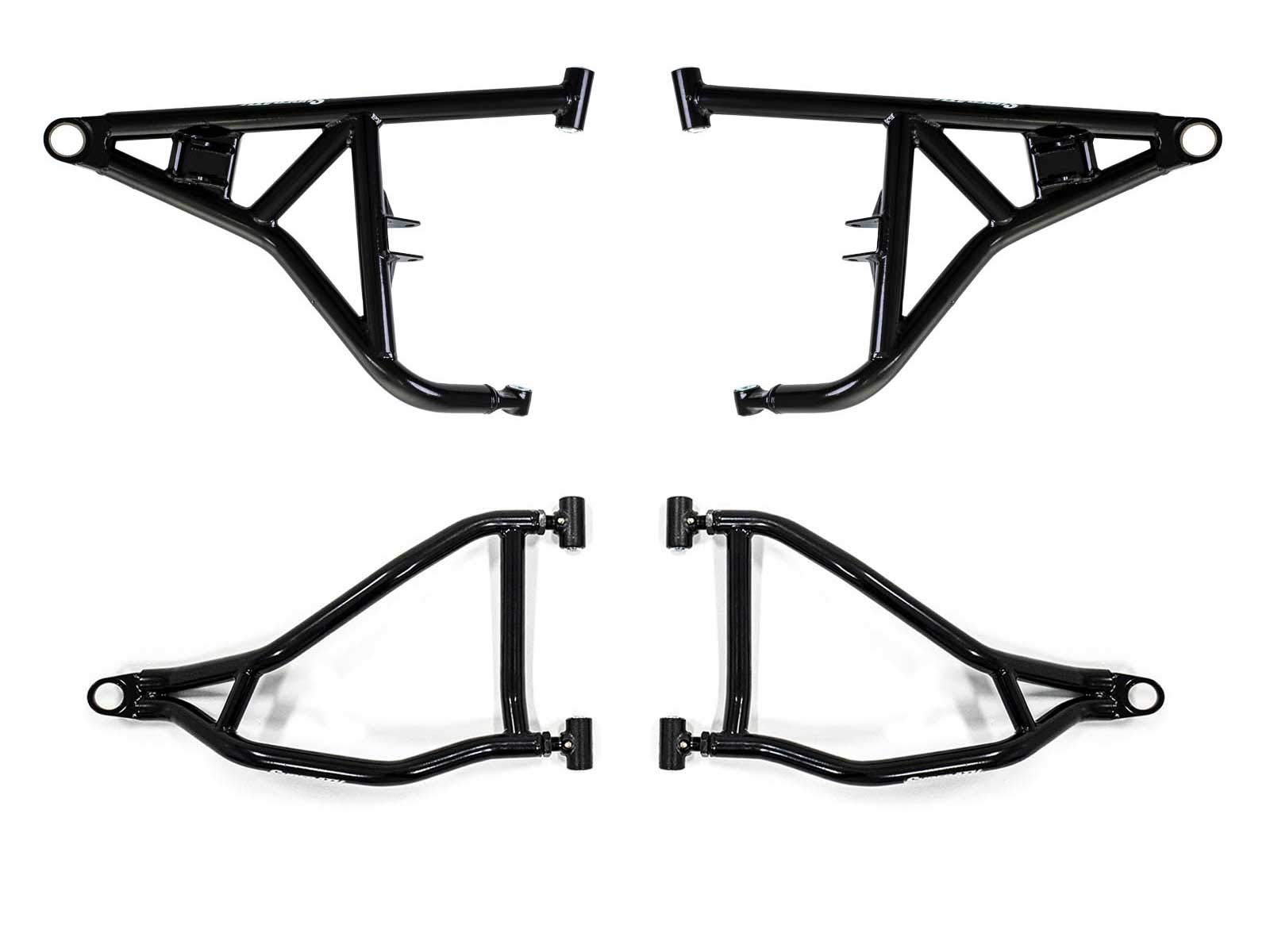 SuperATV High Clearance A-Arms for Polaris RZR XP 1000 / XP 4 1000 (2014+) - Upper and Lower Arms - Black by SuperATV.com (Image #8)