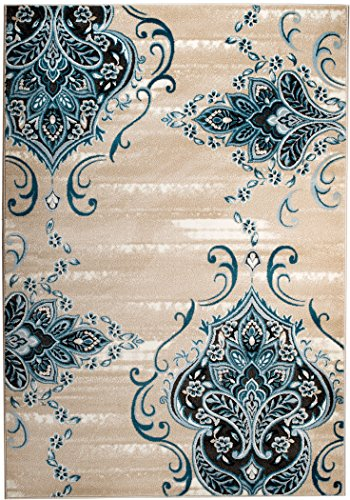 CHATHAM DAMASK AREA TAUPE RUNNER