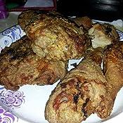 Air fryer oven pork chops