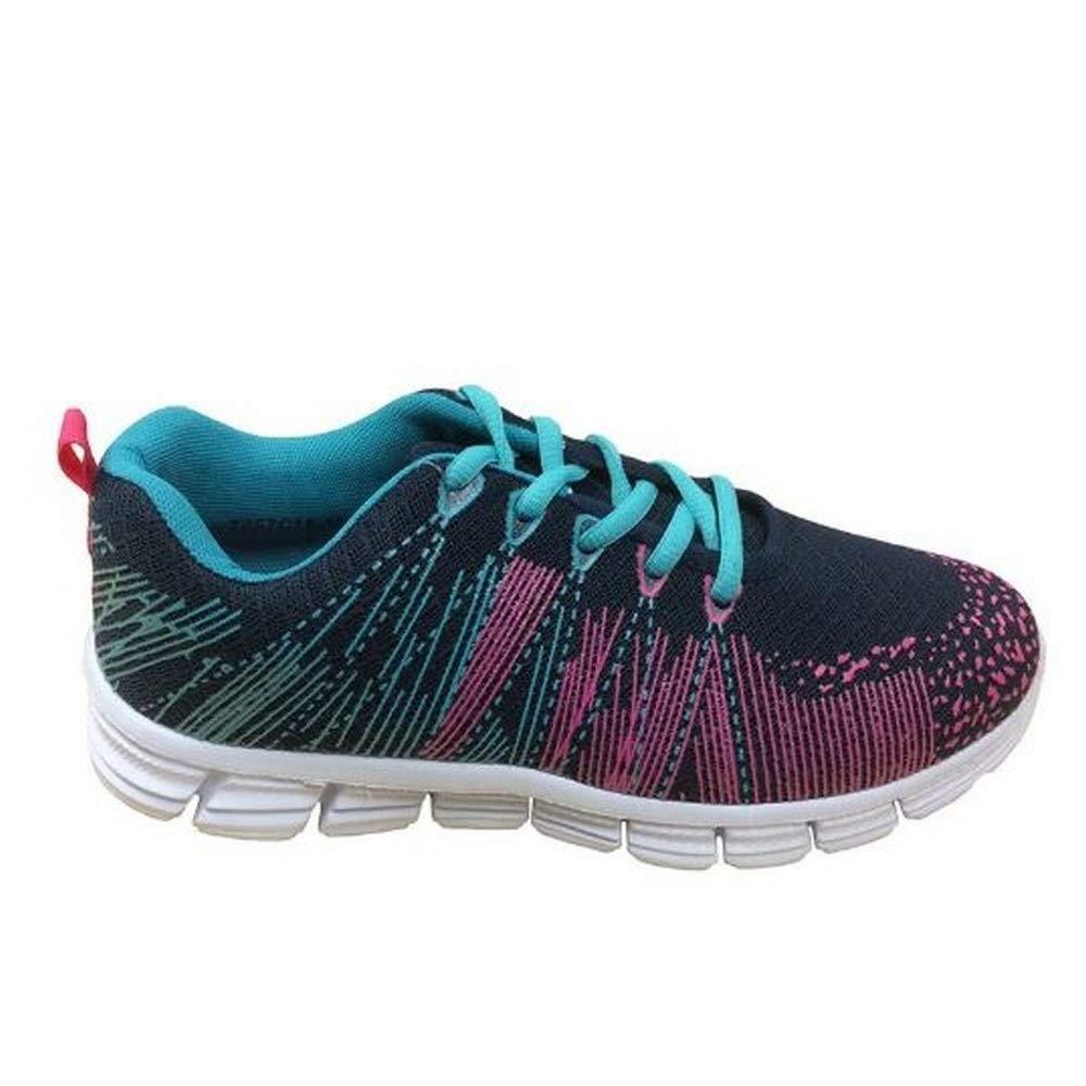 Zapatillas Deportivas con Plantilla con Memoria Modelo Starlight para Mujer Dek