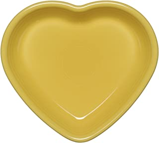 product image for Fiesta 17-Ounce Heart Bowl, Medium, Sunflower