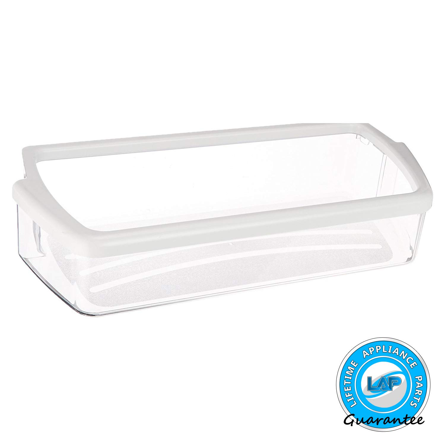 Ultra Durable W10321304 Door Shelf Bin for Whirlpool Refrigerator - WPW10321304