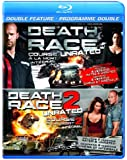 Death Race / Death Race 2 (Unrated Double Feature) [Blu-ray] (Bilingual)