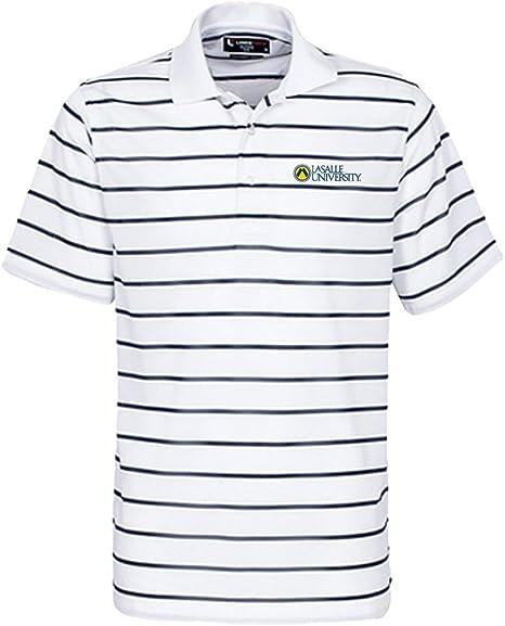 Oxford NCAA la Salle exploradores Hombres de Pebble Textura Golf ...