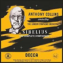 Sibelius The Complete Symphonies [6 LP][Limited Edition]
