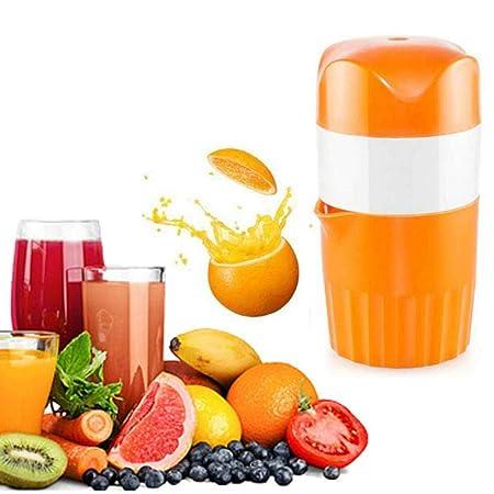 Rainandsnow Exprimidor portátil de Jugo de Naranja Plástico Manual ...