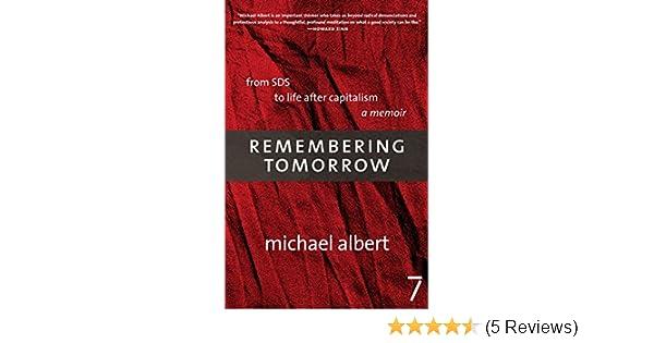remembering tomorrow albert michael
