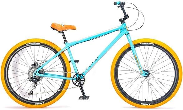Mafiabike Bomma 27.5 - Bicicleta BMX, Azul verdoso: Amazon.es: Deportes y aire libre
