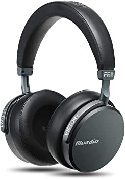Bluedio Over-Ear Bluetooth Headphones With Mic