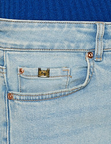 Light His Blue greatest Jeans Boyfriend Johnny Wash Donna 9154 Blu aRxRnrYHqA
