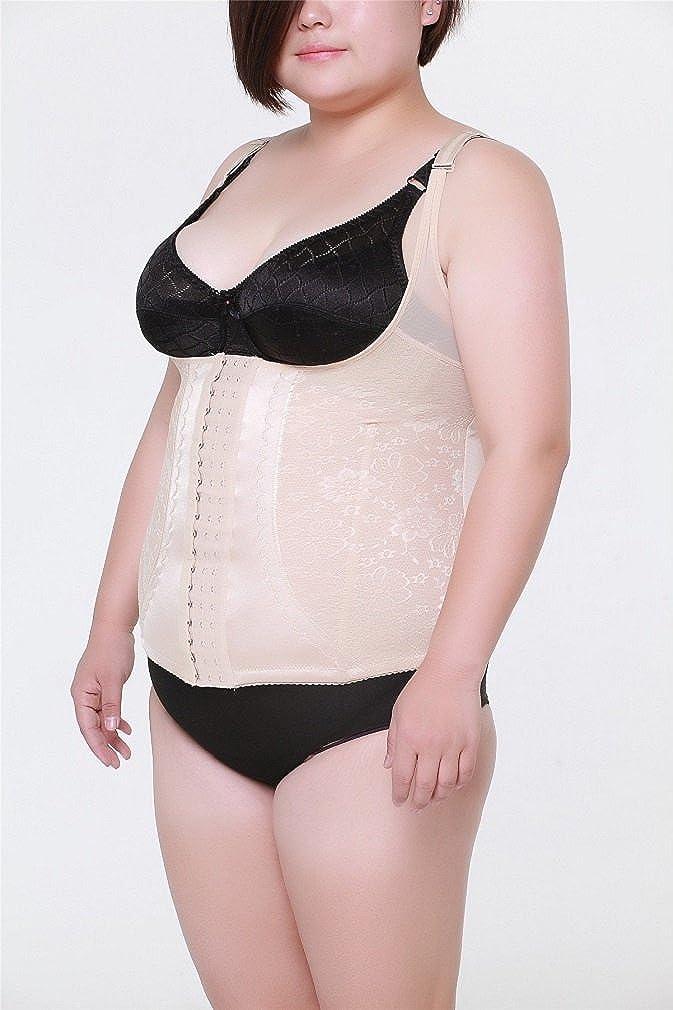 6f06a70a6ac Valentina Womens Plus Size Body Shaper Tummy Control Compression Garment  Hot Comfortable Bodyshaper at Amazon Women s Clothing store