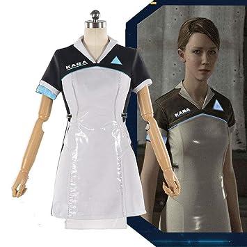 Amazon.com: Detroit: Conviértete en un traje de uniforme de ...
