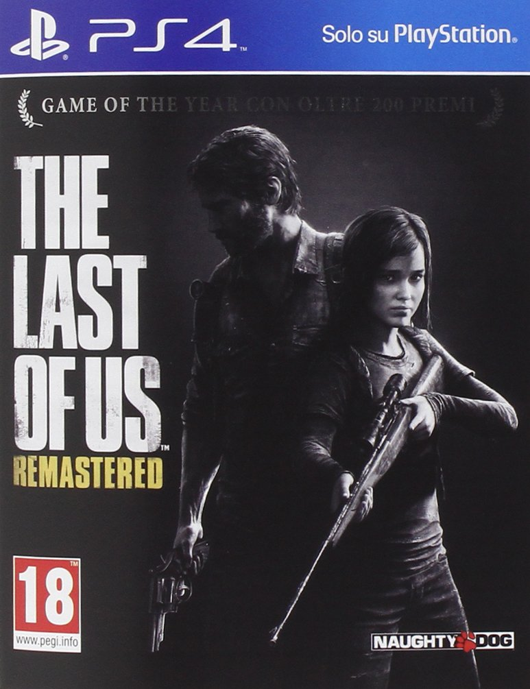 The Last Of Us Remastered by Sony