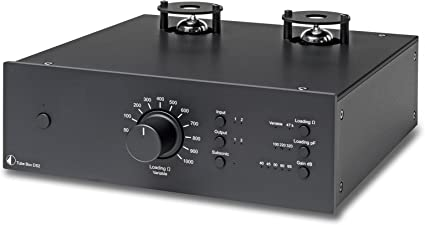 Amazon.com: Pro-Ject Tubo Box DS2 (Negro): Home Audio & Theater