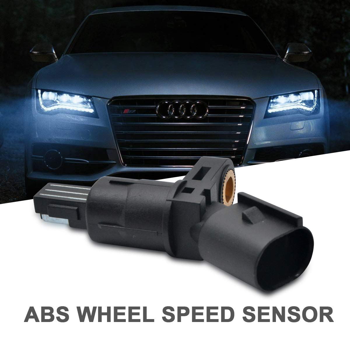 MASO Front Left+Right ABS Wheel Speed Sensor for BMW 3 SERIES E46 1998-2006 AU