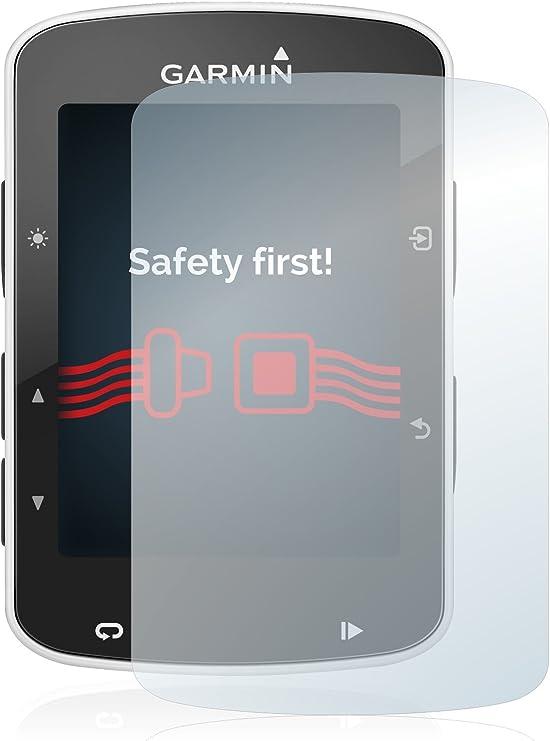 savvies Cristal Templado Compatible con Garmin Edge 820 Protector Pantalla Vidrio Proteccion 9H Pelicula Anti-Huellas: Amazon.es: Electrónica