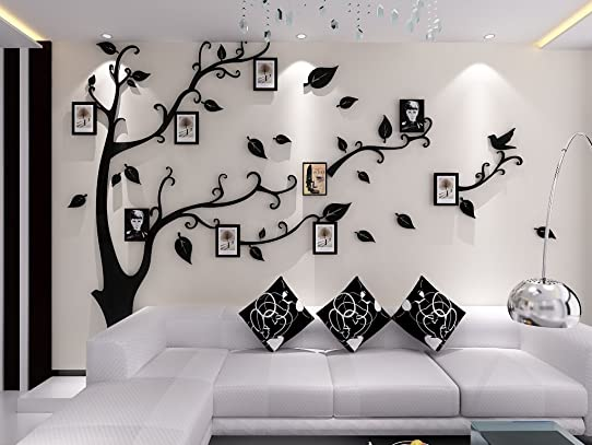 arbre de vie decoration murale elegant peint la main gustav klimt peintures rpliques arbre de. Black Bedroom Furniture Sets. Home Design Ideas