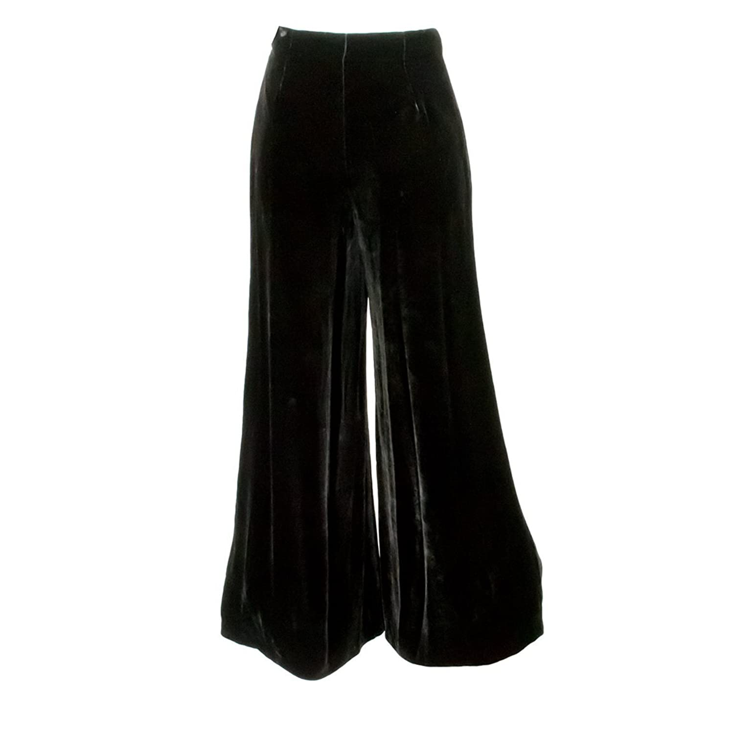 1920s Style Women's Pants, Trousers, Knickers Palazzo Party Pants $217.35 AT vintagedancer.com
