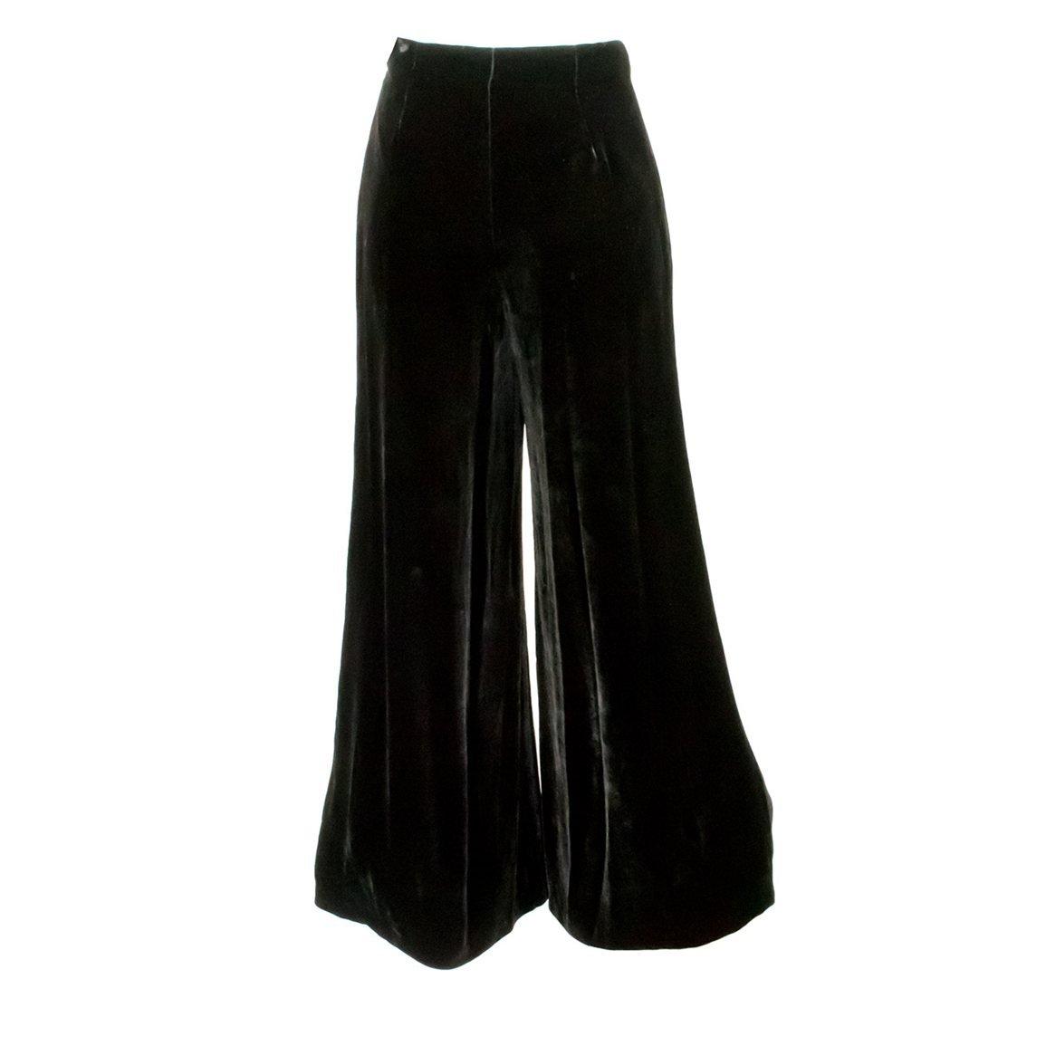 Palazzo Party Pants Black 8