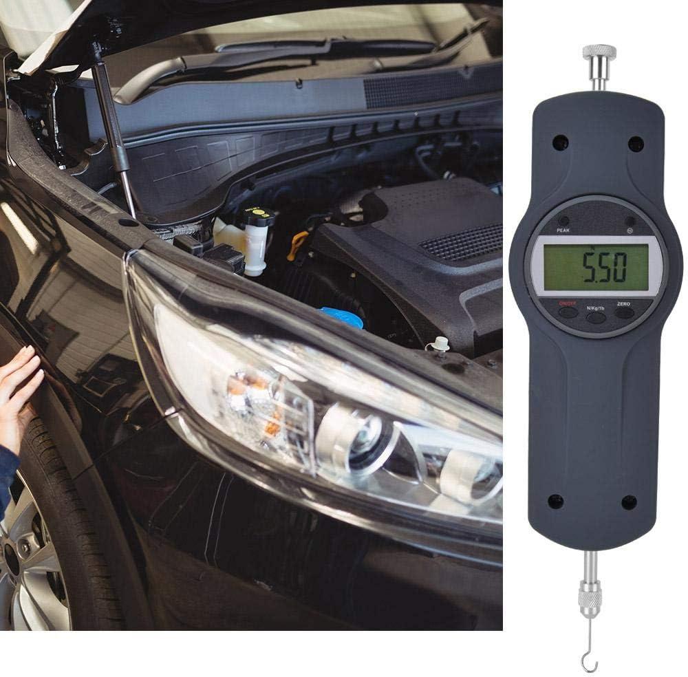 Durable Digital Force Meter, Digital Display Digital Pull Force Gauge, Measuring Supplies Measuring Tool for Industrial Hardware Machinery Industries(50) 50