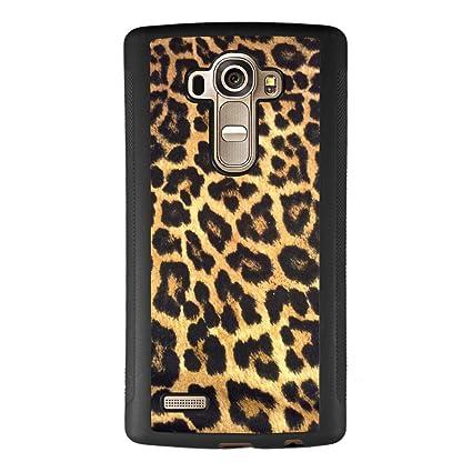 Amazon.com: Funda para LG G4 con purpurina y textura de ...
