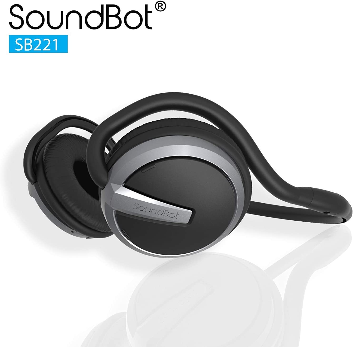 SoundBot¨ SB221 HD Noise cancelling headphones for small heads This one is the amazing Headphones For the small head and one of the best headphones for the song