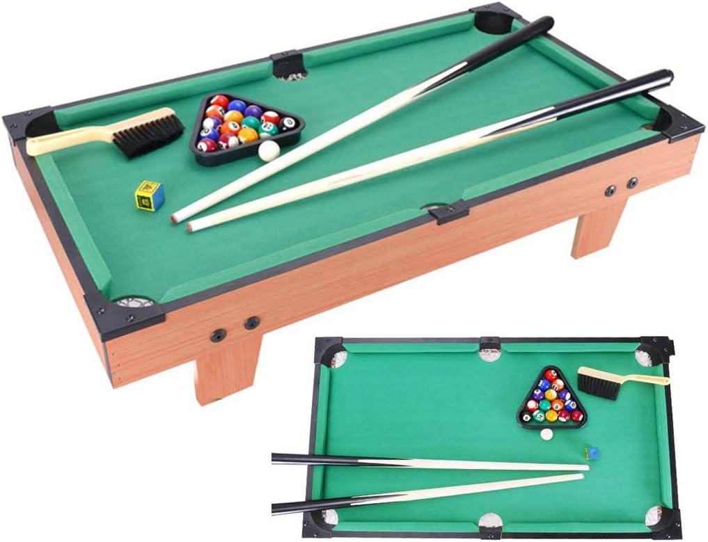 Mesa de billar Mini mesas de Billar For Niños Mesa Juego Fresco ...