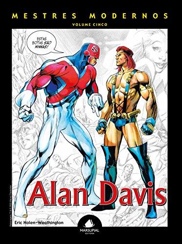 Mestres Modernos. Alan Davis - Volume 5
