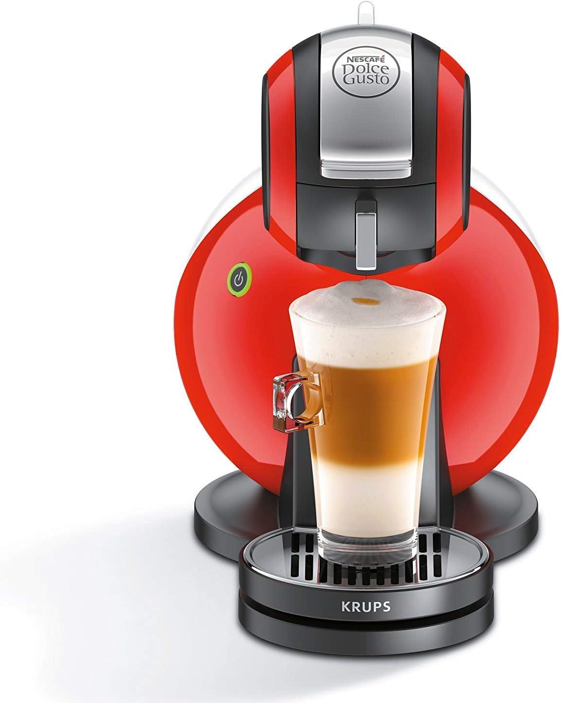 Nescafé Dolce Gusto KP 2205 Melody 3 - Cafetera de cápsulas ...