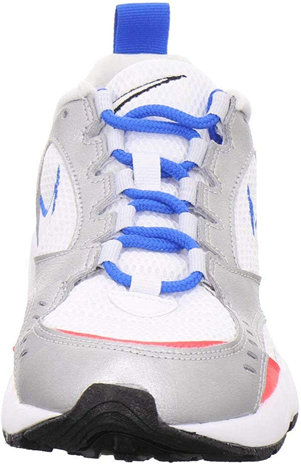 NIKE Air Heights, Zapatillas de Trail Running para Mujer Multicolor White Photo Blue Metallic Silver 101 phQh7