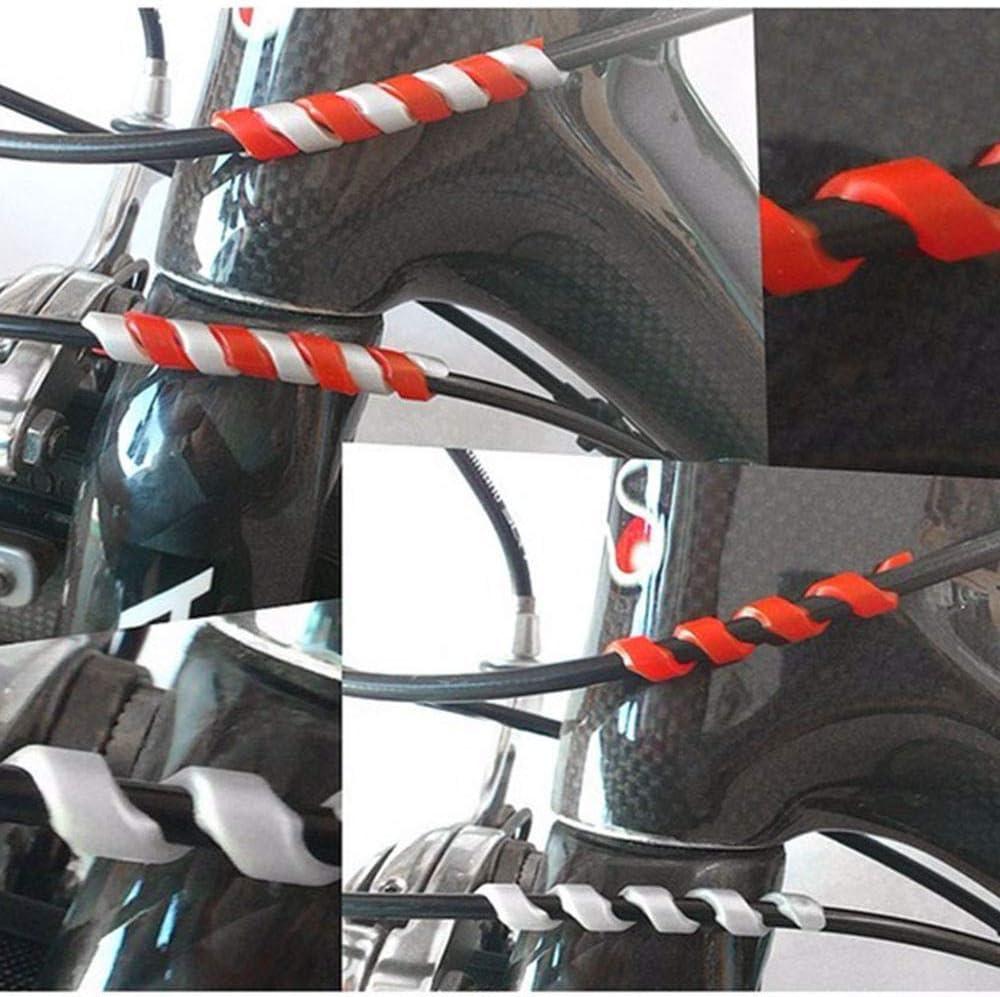BEKUTY Frein Velo Housse De Protection pour Tube De Transmission par C/âBle De Conduite De Frein pour Bicyclette
