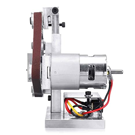 Madat 220 V DIY Mini Cinturón Lijadora Apex Edge Afilador de ...