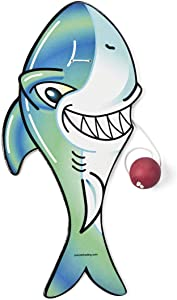 SHARK PADDLEBALL - Toys - 12 Pieces